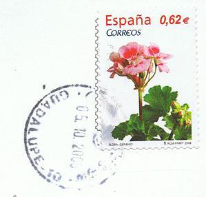 postcard spain
